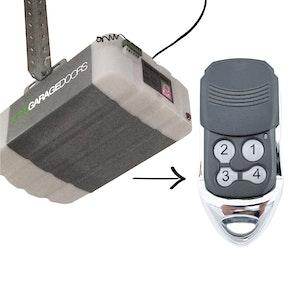 Remote Pro Eco Doors Compatible Remote