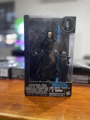 Star Wars Black Series Blue Line # 11 Emperor Palpatine