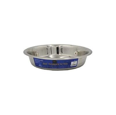 Zeez Stainless Steel Easy To Clean Puppy Pan - 3 Sizes