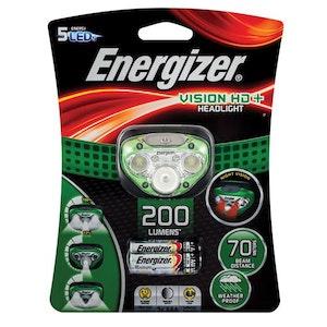 Energizer Batteries Torch Head Lamp