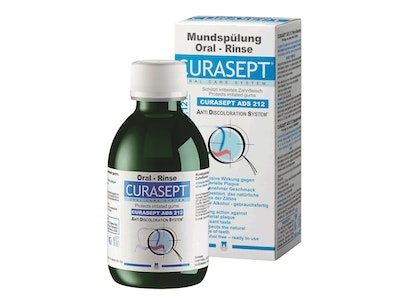 Curasept 0.12% Chlorhexidine Mouth Rinse 200ml