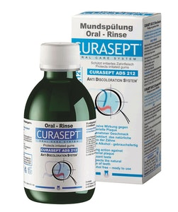 Curasept 0.12% Chlorhexidine Mouth Rinse 200ml