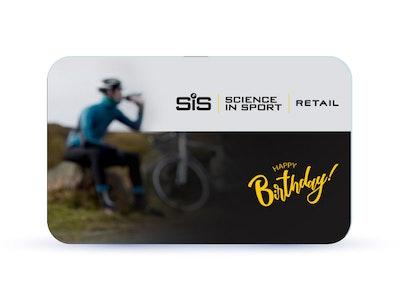 SiS Retail e-Gift Card