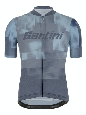 Santini SMS Forza Indoor Train Mens Jersey