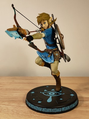 Link Breath of the Wild Figure First4Figures PVC