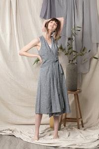 Quillan Metalmark Dress