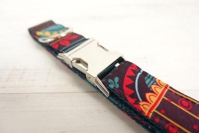 Barker & Bone Dog Collar | Mayan