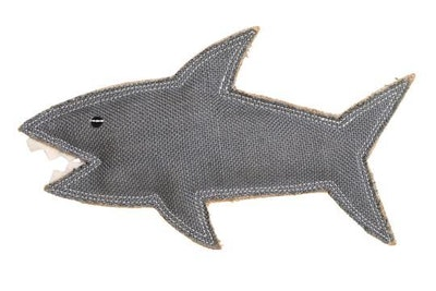Outback Tails Animal Toy made from jute fibre - Shazza the Great White Shark
