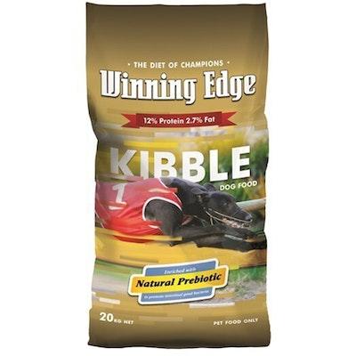 Winning Edge Kibble Omega 3 Whole Grain Dog Food Gold 20kg