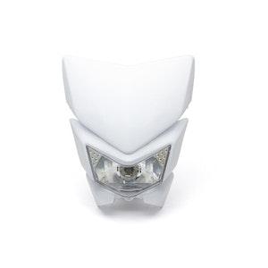 Beasty Supermoto Headlight - White