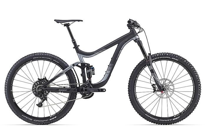 """Reign 27.5 1, 27.5"""" Dual Suspension MTB Bikes"""