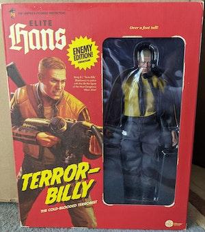 """Wolfenstein II: The New Colossus Collector's Edition  - Elite Hans """"Terror-Billy"""" BJ Blazcowitz Figure"""