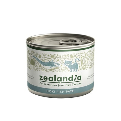 ZEALANDIA Hoki Fish Pate Cat Wet Food 185g