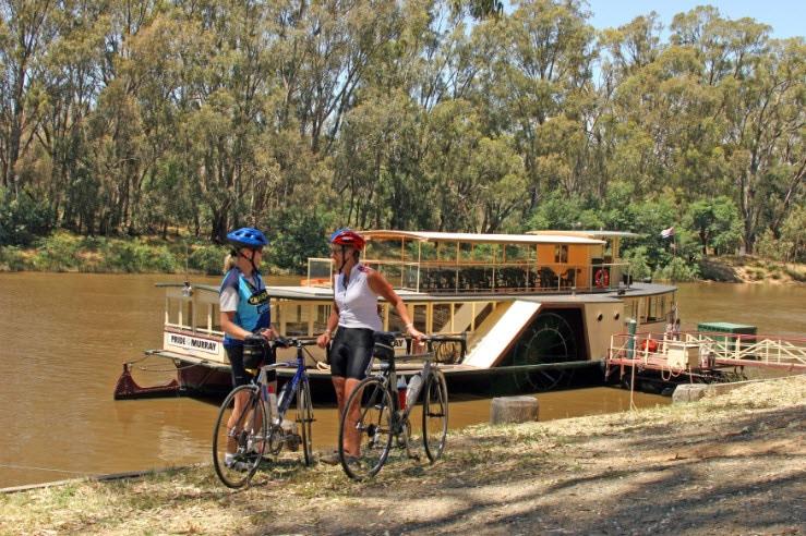 The RACV Great Victorian Bike Ride