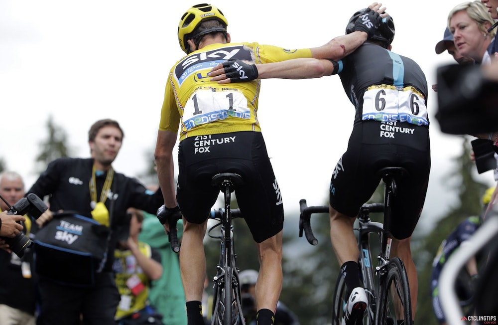Froome stage 19 TdF 2016