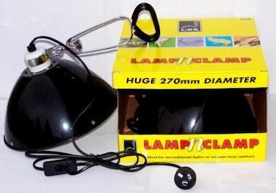 URS Lamp'n'clamp 250mm