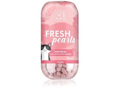 M PETS MPets Fresh pearls - natural litter deodoriser - Floral