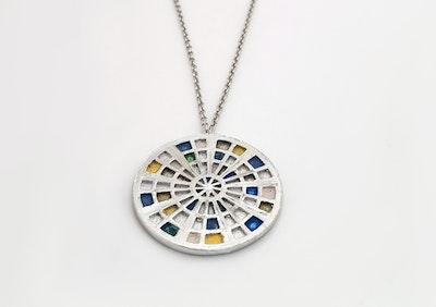 Talis Blue Necklace