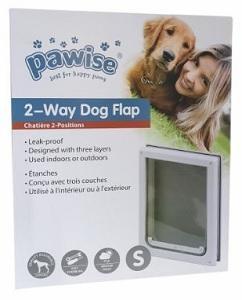 eDog Australia Pawise Dog Door 2-Way Flap