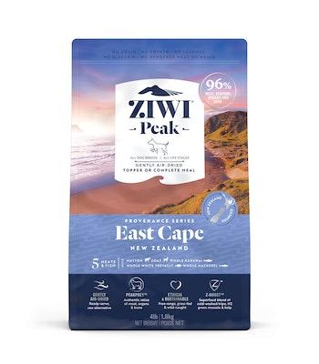 ZiwiPeak Air Dried Provenance East Cape Dry Dog Food