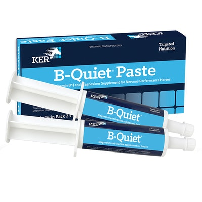 KENTUCKY EQUINE RESEARCH Ker Equivit Be Quiet Nervous Horse Supplement Paste 2 x 30g
