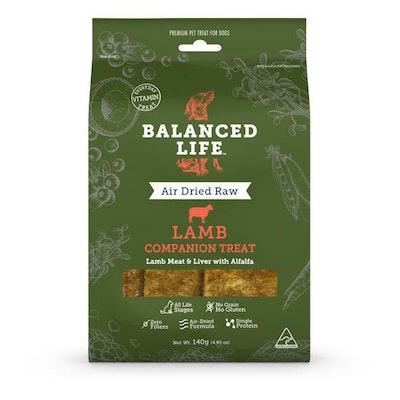 BALANCED LIFE Lamb Companion Dog Treats 140G