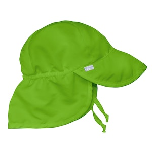i play. Flap Sun Protection Hat-Green