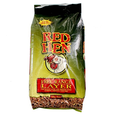 Laucke Mills Laucke Red Hen Free Range Feeds 20kg