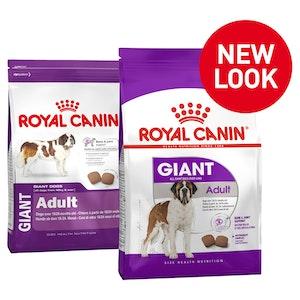 Royal Canin Giant Adult Dog 15Kg