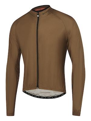 Attaquer A-Line Lightweight Jacket Chestnut