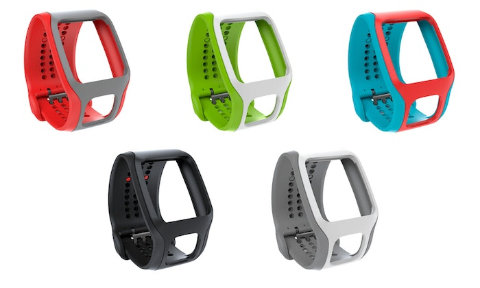 Tom Tom Multi Sport Cardio Colour Choice