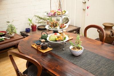 Zen Tea Lounge Our Asian-inspired High Tea Sydney
