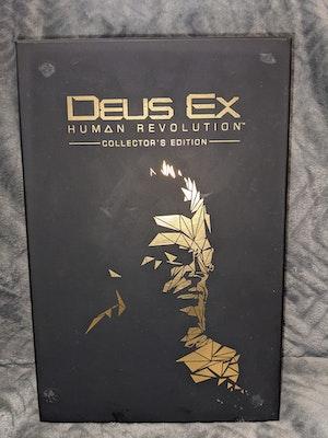Deus Ex: Human Revoution - Collector's Edition Contents