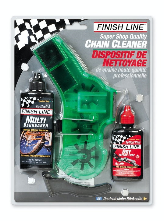 SHOP QUALITY CHAIN CLEANER KIT (6), Cleaning Kits