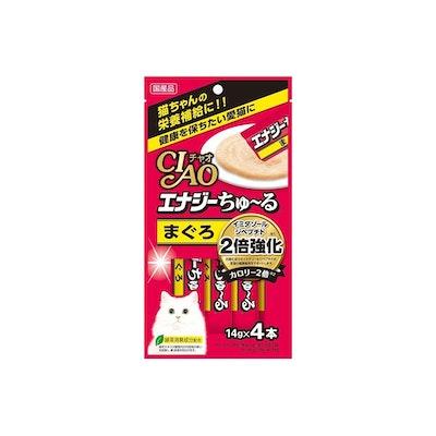 INABA CIAO Churu Churutto High Energy Tuna Recipe (4pcs/pk)