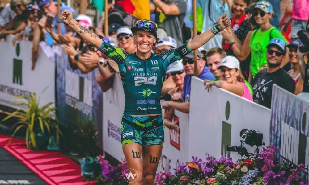 Heather Jackson Finishes 4th at 2017 Ironman World Championships