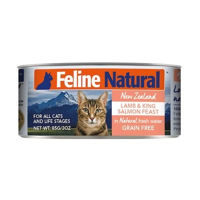 K9 Natural Feline Natural Lamb & Salmon Wet Cat Food