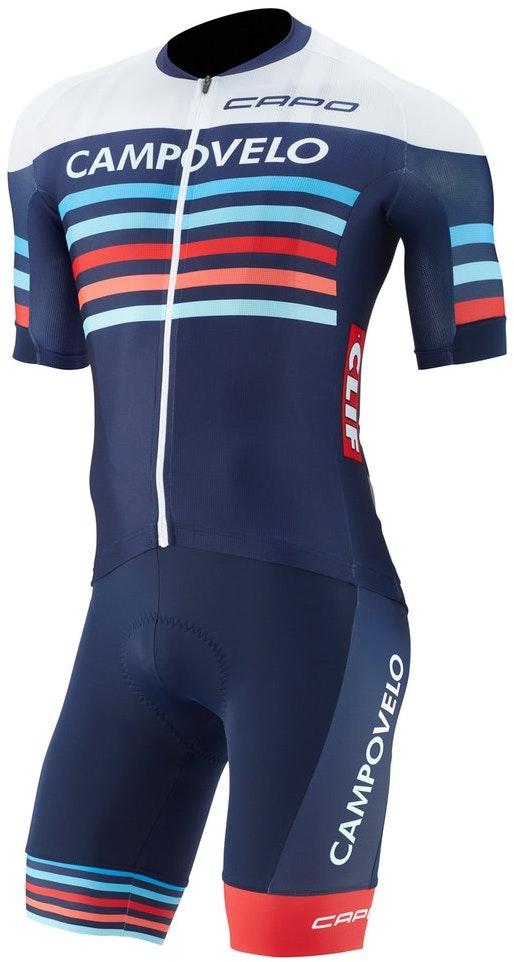 29ce6ed46 Capo Cycling Apparel CampoVelo Men s Jersey