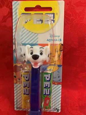Penny from 101 Dalmatians Disney Animals Collection PEZ Dispenser Mint on Card