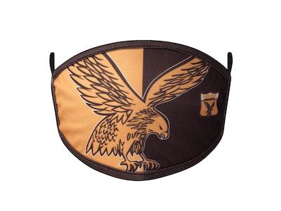 Hawthorn AFL Mask - 2 Pack
