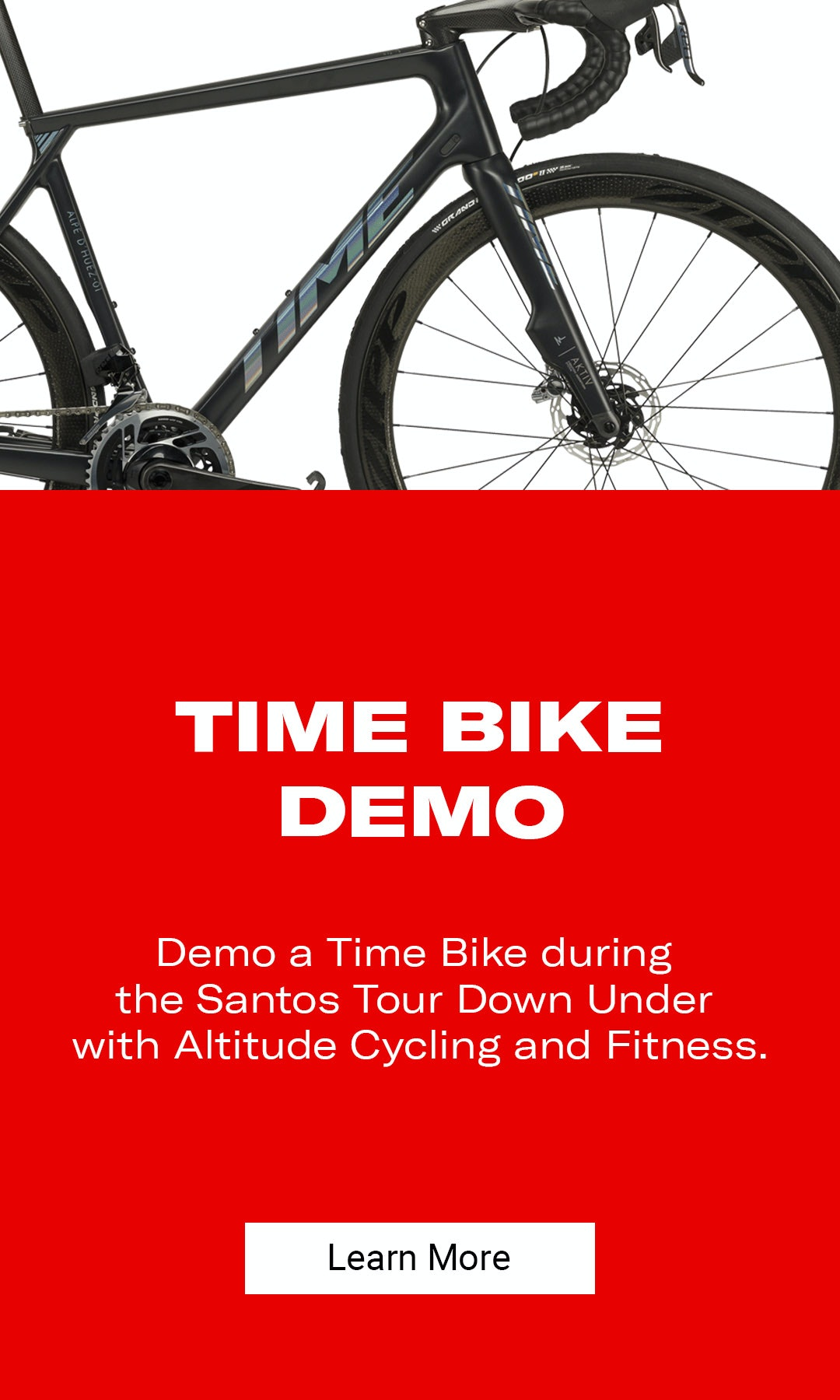 Altitude Cycling & Fitness Time Demo