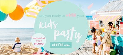 LENZO'S AMAZING KID'S PARTY COMPETITION