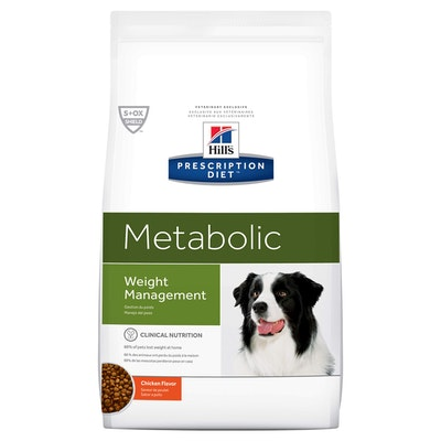 Hill's VET Hill's Prescription Diet Metabolic Weight Management Dry Dog Food