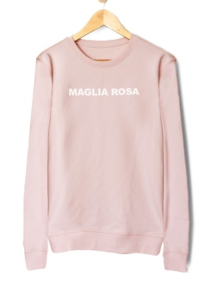 The General Classification Maglia Rosa Crew Pink