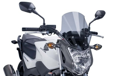 Puig Touring Screen To Suit Honda NC700S/750S (Clear)