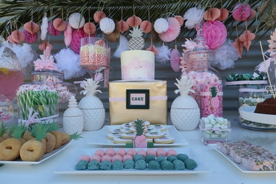 TROPICANA BABY SHOWER