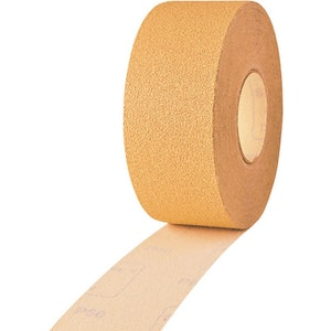 Smirdex Premium Dry Sanding Abrasive Roll 71mm x 50m