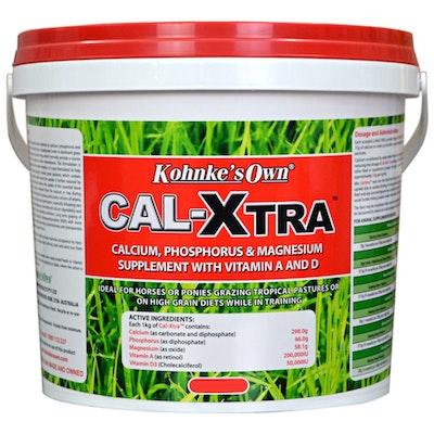 Kohnkes Own Cal-Xtra Horse Vitamin Supplement - 2 Sizes