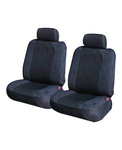Prestige Universal Front Seat Cover 60/25 | Black