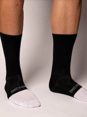 OnceUpon A Ride HERITAGE BLACK Socks